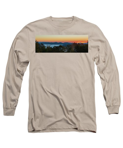 Summer Sunrise - Almost Dawn Long Sleeve T-Shirt