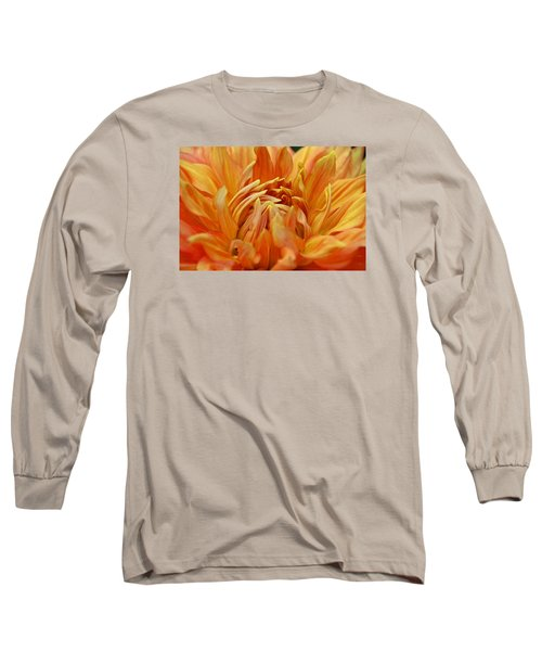 Long Sleeve T-Shirt featuring the photograph Summer Tales by Michiale Schneider