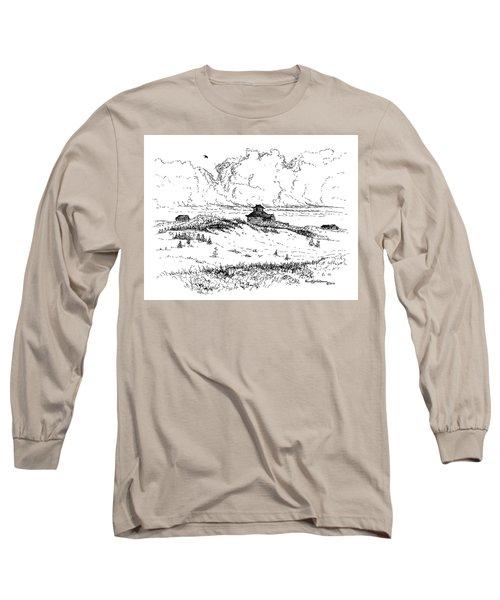 Summer Thunderheads Long Sleeve T-Shirt