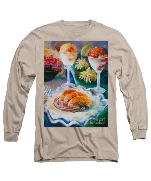 Summer Treats Long Sleeve T-Shirt