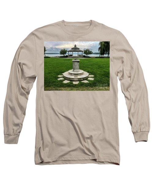 Summer's Break Long Sleeve T-Shirt