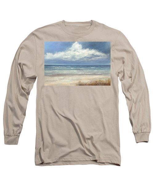 Summer's Day Long Sleeve T-Shirt by Valerie Travers