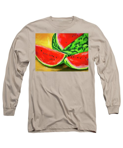 Summertime Delight Long Sleeve T-Shirt
