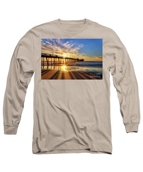 Sun And Shadows Long Sleeve T-Shirt