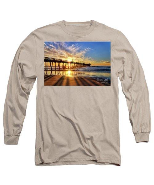 Sun And Shadows Long Sleeve T-Shirt