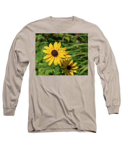 Sun Drenched Daisy Long Sleeve T-Shirt