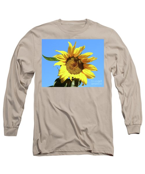 Sun In The Sky Long Sleeve T-Shirt