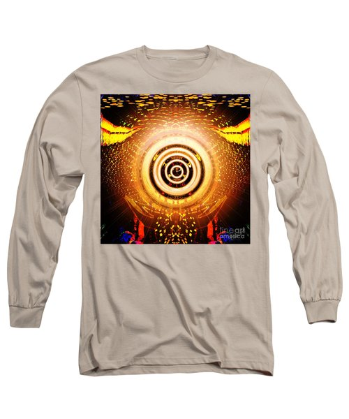 Sun In Your Hands Long Sleeve T-Shirt