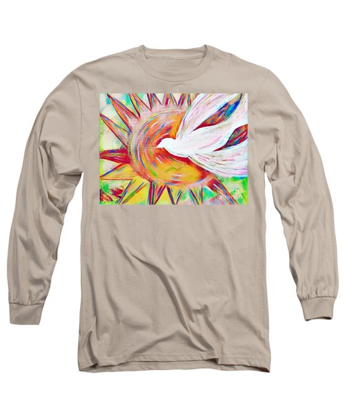 Healing Wings Long Sleeve T-Shirt