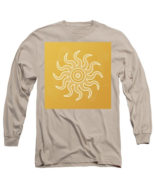 Sun Salutation Long Sleeve T-Shirt