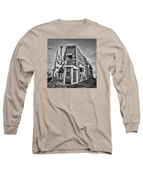 Sun Studio - Memphis #2 Long Sleeve T-Shirt by Stephen Stookey