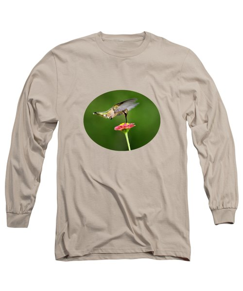 Long Sleeve T-Shirt featuring the photograph Sun Sweet by Christina Rollo