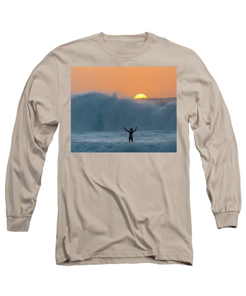 Sun Worship Long Sleeve T-Shirt