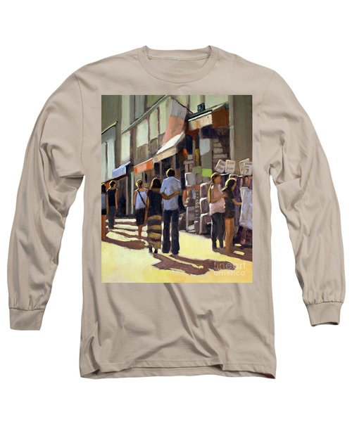 Sunday Bazaar Long Sleeve T-Shirt