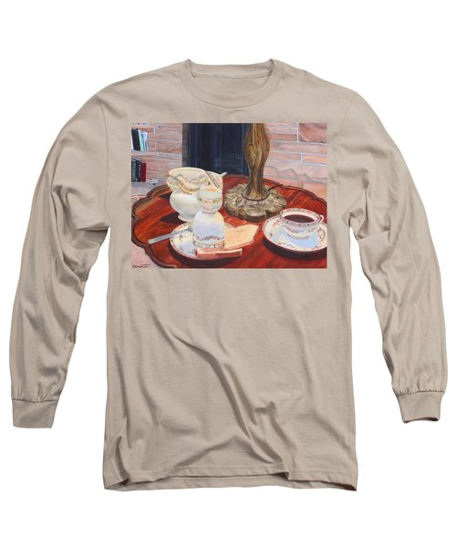 Sunday Breakfast Long Sleeve T-Shirt