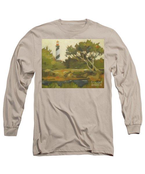 Sunday Lighthouse Long Sleeve T-Shirt