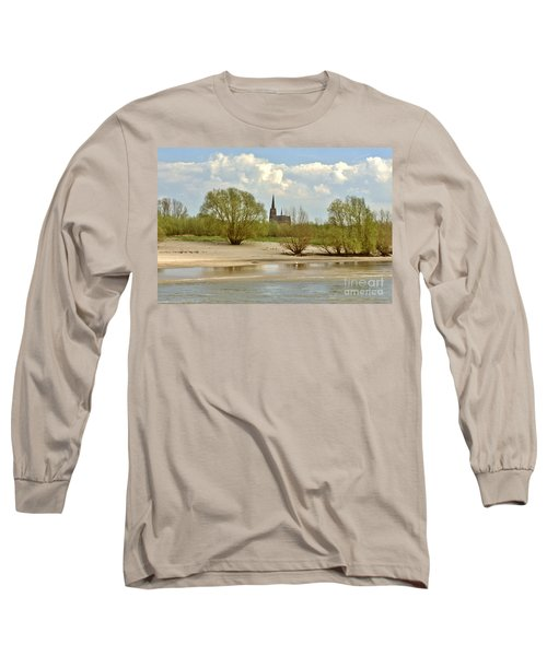 Sunday On The Rhine Long Sleeve T-Shirt