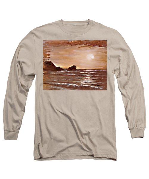 Sundown Glow Long Sleeve T-Shirt
