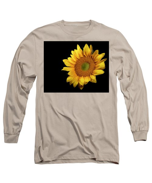 Long Sleeve T-Shirt featuring the photograph Sunflower 2 by James Sage