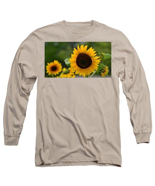 Sunflower Group Long Sleeve T-Shirt