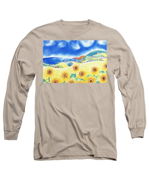 Sunflower Hills Long Sleeve T-Shirt