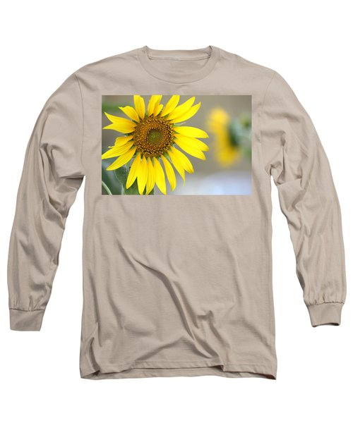 Long Sleeve T-Shirt featuring the photograph Sunflower by Sheila Brown