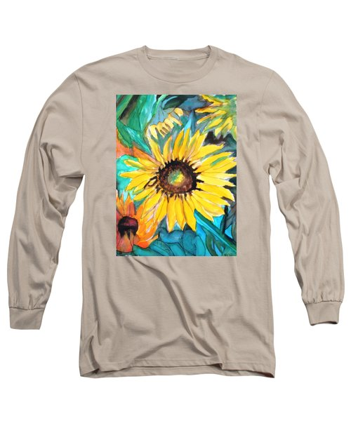 Sunflowers 7 Long Sleeve T-Shirt