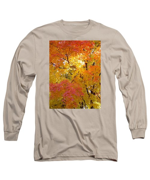 Long Sleeve T-Shirt featuring the photograph Sunkissed 2 by Elizabeth Sullivan