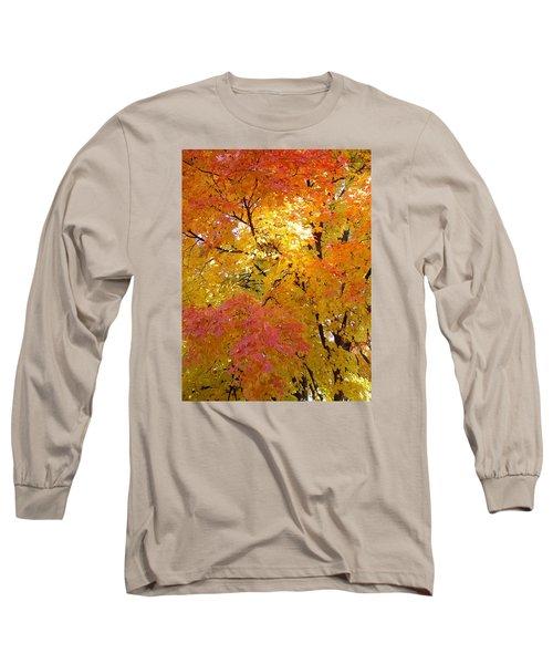 Sunkissed 2 Long Sleeve T-Shirt by Elizabeth Sullivan