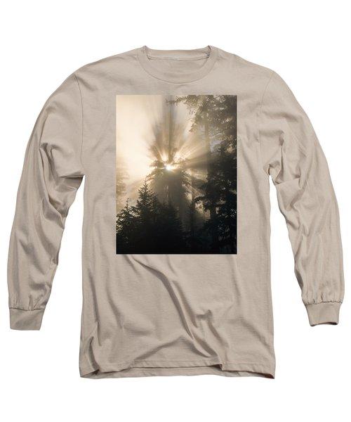 Sunlight And Fog Long Sleeve T-Shirt