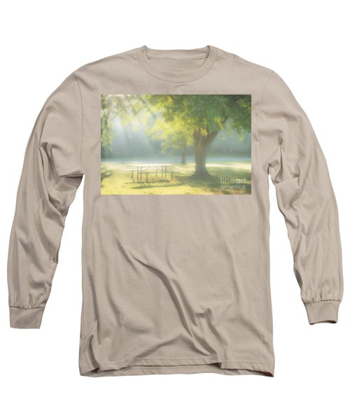 Sunlit Morning Long Sleeve T-Shirt