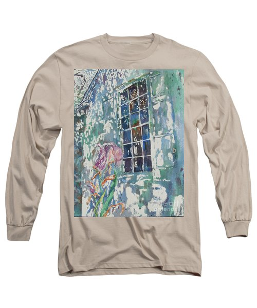Sunny Day At Brandywine Long Sleeve T-Shirt by Mary Haley-Rocks