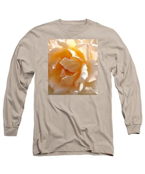 Sunny Delight Long Sleeve T-Shirt by Fred Wilson