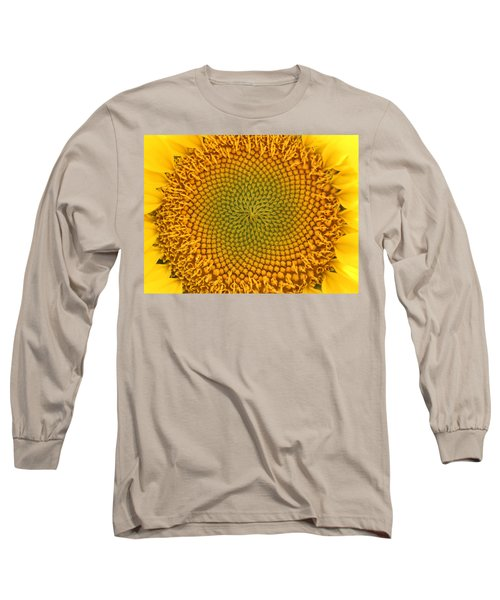 Sunny Swirl Long Sleeve T-Shirt