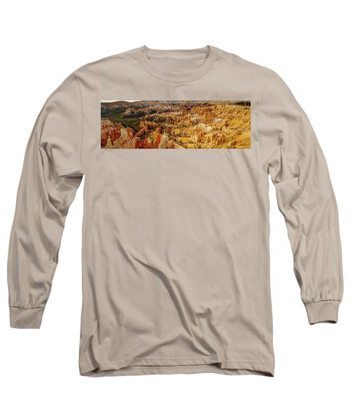 Sunrise Bryce Canyon Long Sleeve T-Shirt