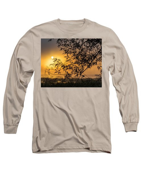 Sunrise Fog Long Sleeve T-Shirt