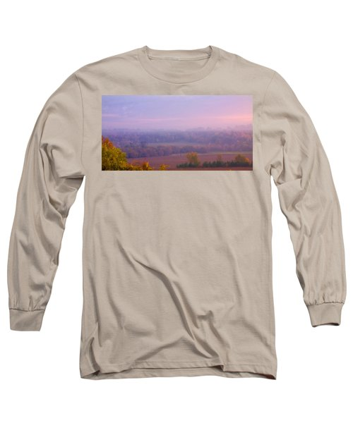 Sunrise Over Mid Valley 2 Long Sleeve T-Shirt