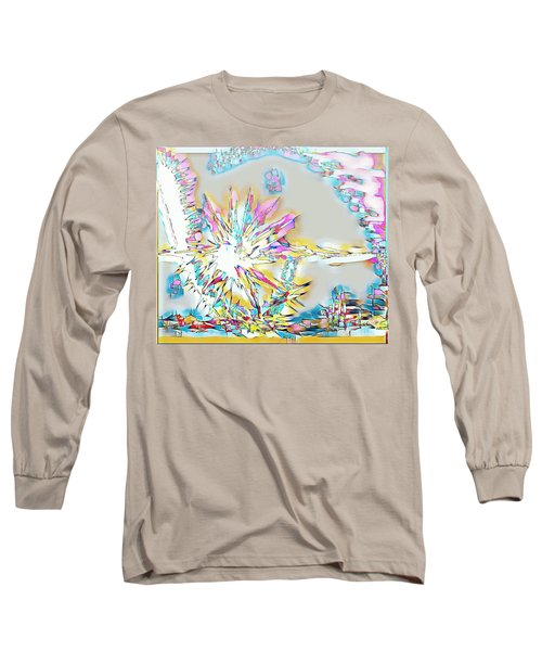Sunrise Over The City Long Sleeve T-Shirt