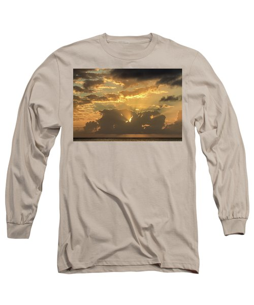 Sun's Rays Long Sleeve T-Shirt