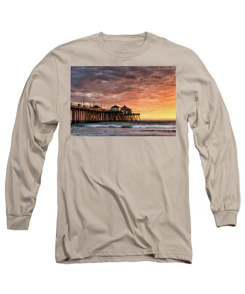 Sunset At Ruby's Long Sleeve T-Shirt