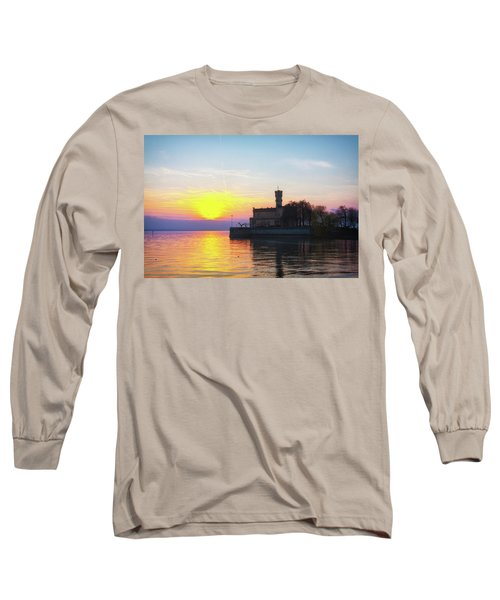 Sunset Colors Long Sleeve T-Shirt