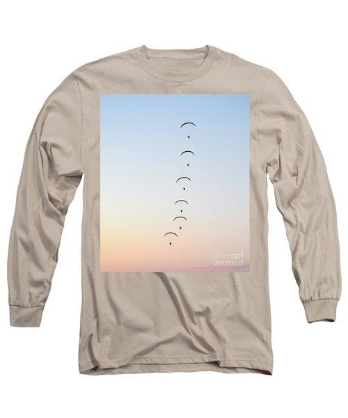 Sunset Dancing Long Sleeve T-Shirt