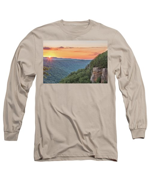Sunset Flare Long Sleeve T-Shirt