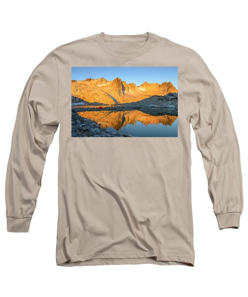 Sunset In The Enchantments Long Sleeve T-Shirt