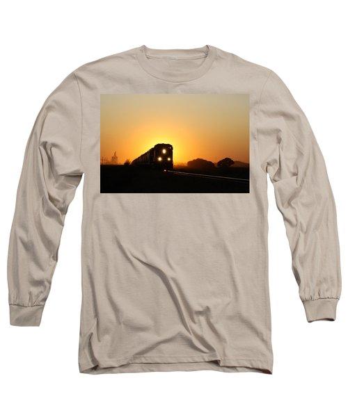 Sunset Express Long Sleeve T-Shirt