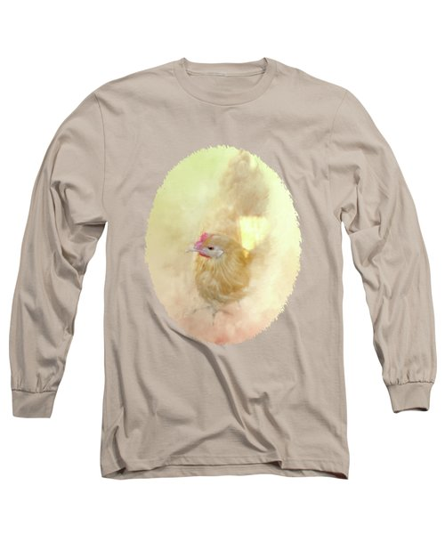 Sunshine And Shadows Long Sleeve T-Shirt