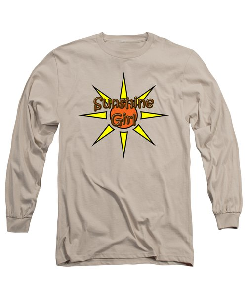 Sunshine Girl Long Sleeve T-Shirt
