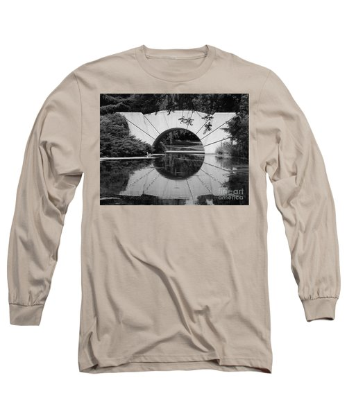 Sunshine In Black And White Long Sleeve T-Shirt