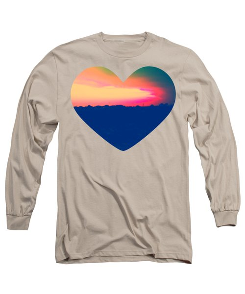 Sunshine In My Heart Long Sleeve T-Shirt