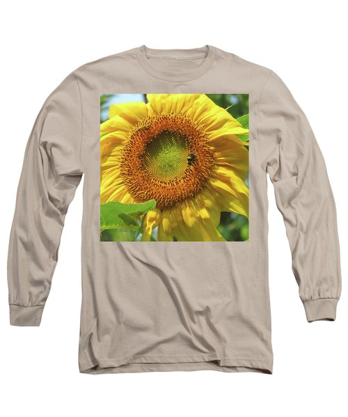 Sunshine In The Garden 1 Long Sleeve T-Shirt